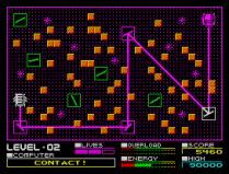 Deflektor ZX Spectrum 14