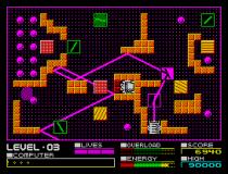 Deflektor ZX Spectrum 15