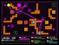 Deflektor ZX Spectrum 16