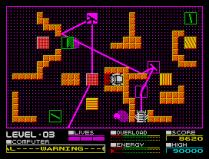 Deflektor ZX Spectrum 17