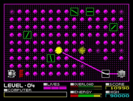 Deflektor ZX Spectrum 20