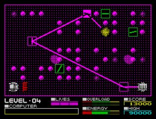 Deflektor ZX Spectrum 22