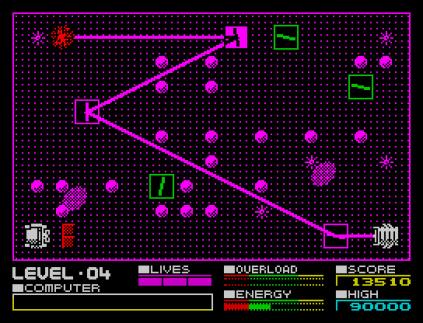 Deflektor ZX Spectrum 23