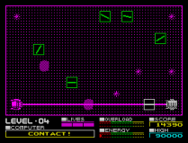 Deflektor ZX Spectrum 24
