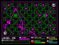 Deflektor ZX Spectrum 25