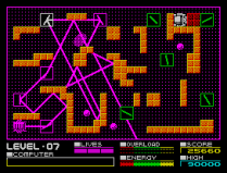 Deflektor ZX Spectrum 30