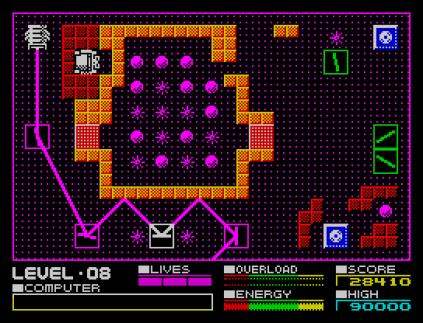 Deflektor ZX Spectrum 31