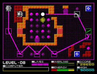 Deflektor ZX Spectrum 32