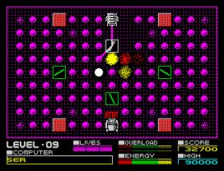 Deflektor ZX Spectrum 33
