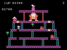 Donkey Kong Colecovision 10