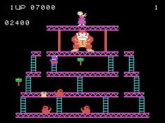 Donkey Kong Colecovision 11