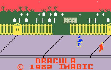 Dracula Intellivision 01