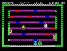 Factory Breakout ZX Spectrum 11
