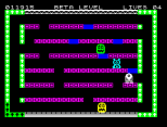 Factory Breakout ZX Spectrum 16