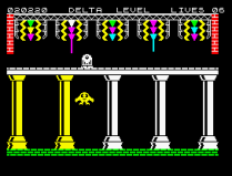 Factory Breakout ZX Spectrum 17