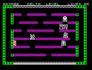 Factory Breakout ZX Spectrum 20