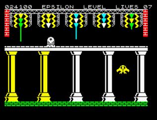 Factory Breakout ZX Spectrum 21