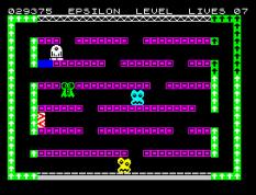 Factory Breakout ZX Spectrum 22