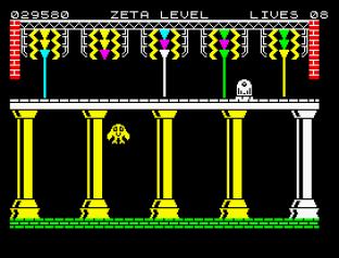 Factory Breakout ZX Spectrum 23