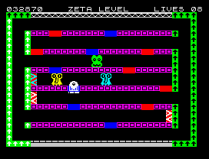 Factory Breakout ZX Spectrum 25
