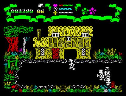 Firelord ZX Spectrum 09