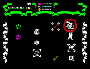Firelord ZX Spectrum 10