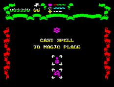 Firelord ZX Spectrum 11