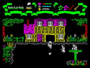 Firelord ZX Spectrum 12
