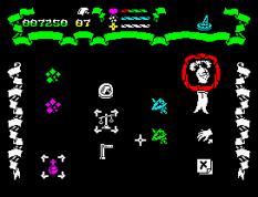Firelord ZX Spectrum 22