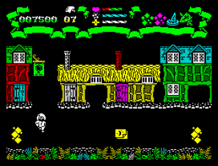 Firelord ZX Spectrum 23