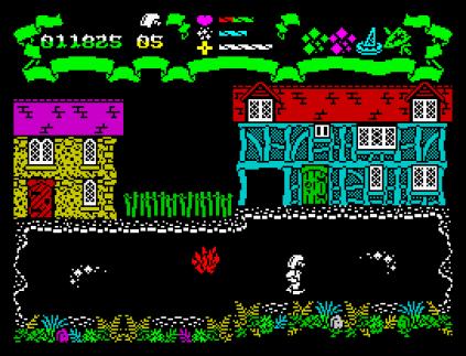 Firelord ZX Spectrum 31