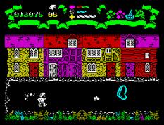 Firelord ZX Spectrum 32