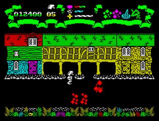 Firelord ZX Spectrum 33