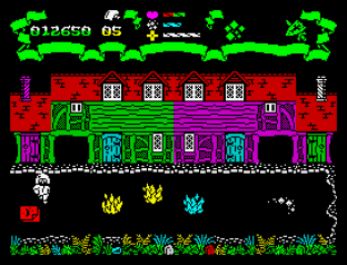 Firelord ZX Spectrum 34