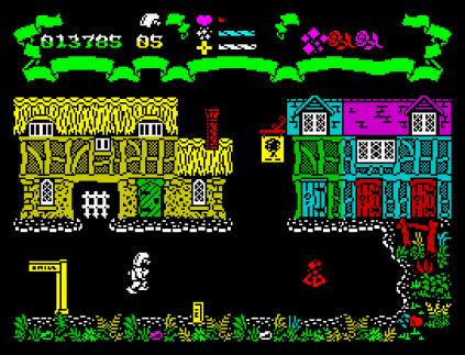Firelord ZX Spectrum 42