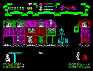 Firelord ZX Spectrum 45