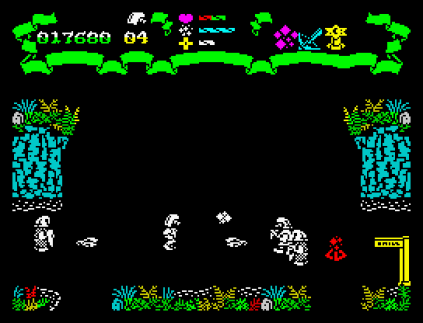 Firelord ZX Spectrum 53