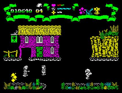 Firelord ZX Spectrum 56