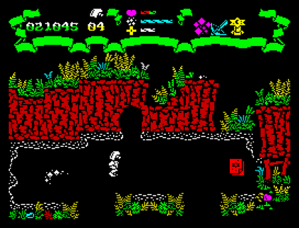 Firelord ZX Spectrum 64