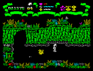 Firelord ZX Spectrum 66