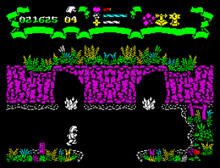 Firelord ZX Spectrum 67