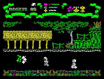 Firelord ZX Spectrum 75