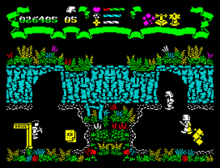 Firelord ZX Spectrum 76