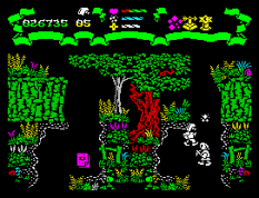 Firelord ZX Spectrum 77