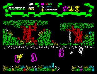 Firelord ZX Spectrum 78