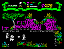 Firelord ZX Spectrum 80