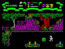 Firelord ZX Spectrum 82