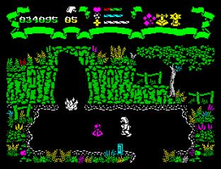 Firelord ZX Spectrum 86