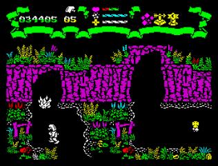 Firelord ZX Spectrum 87