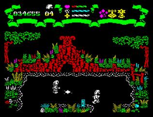 Firelord ZX Spectrum 88